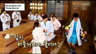 getlinkyoutube.com-[eng sub] Happy Together Ep275 My Daughter Seo Young [HD] - Gag Concert doppel-beggar dance cut