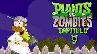 getlinkyoutube.com-Plantas vs zombies animado 9 (PARODIA) Jehu Llerena