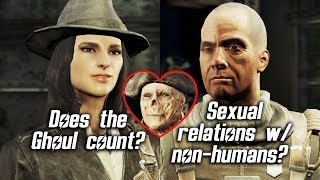 getlinkyoutube.com-Fallout 4 - Sexual relations with non-humans?