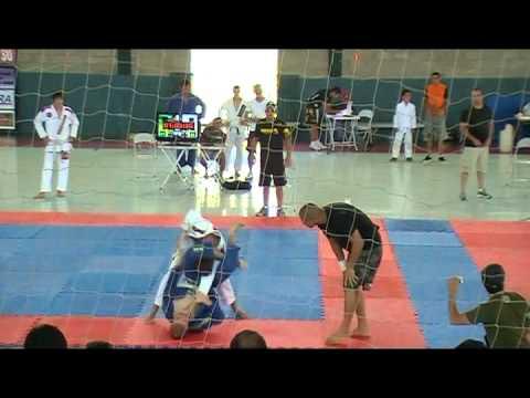 Pedro Gabriel x afonso 1º luta do 1º indaiatuba open de jiu jitsu