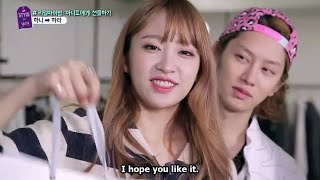 getlinkyoutube.com-[Eng Sub]EXID Hani/funny cuts from A Style For You EP.8