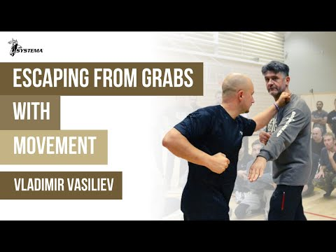 Escaping from Grabs with Movement