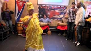 getlinkyoutube.com-Elegguá, Oggún, Ochún y Yemayá - Ventu Rumbero - In Memoriam Julito Davalos
