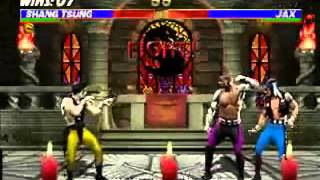 getlinkyoutube.com-Mortal Kombat Trilogy el mejor jugador del mundo