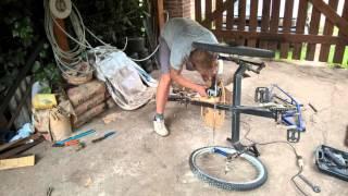 getlinkyoutube.com-Ice recumbent trike ,bicicleta con tres ruedas