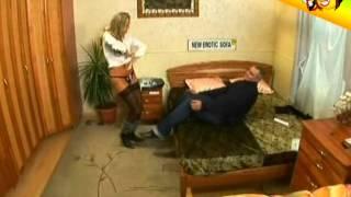 getlinkyoutube.com-Naked and Funny. Erotic sofa