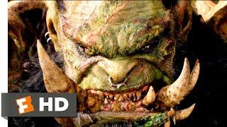Warcraft - Lothar vs. Blackhand Scene (10/10)   Movieclips