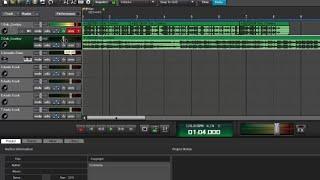 برنامج مونتاج الصوت لتسجيل الصوت ودمجه مع الموسيقى واضافة التأثيرات الصوتية  او عمل اغنية بصوتك