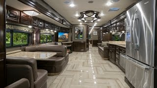 getlinkyoutube.com-2016 Thor Motor Coach Tuscany Luxury RV Review at MHSRV.com 44MT