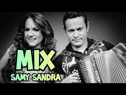 Samy y Sandra Mix - Dj Niño