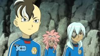 getlinkyoutube.com-Inazuma Eleven S3 110 - La Dark Team