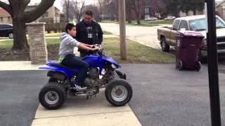 getlinkyoutube.com-Riding raptor 250