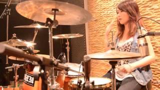 getlinkyoutube.com-Muki - Bring Me The Horizon - Shadow Moses Drum Cover