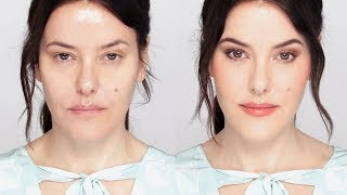 HUNGOVER TO HOT! ;-) FEEL GREAT FAST WITH THIS ALL OVER GLOW MAKEUP LOOK