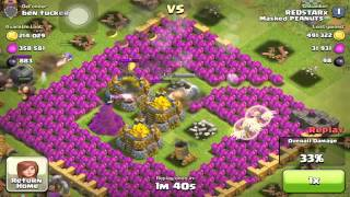 getlinkyoutube.com-Clash of Clans - 56 WTF Base