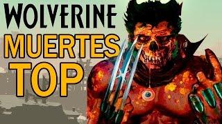 getlinkyoutube.com-Las 10 Muertes Mas Brutales de WOLVERINE l TOP