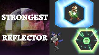 getlinkyoutube.com-Super Smash Bros. 4 - Who has the strongest Reflector?
