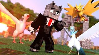 getlinkyoutube.com-Minecraft: Liga 8 #17 - POKEMONS LENDARIOS!