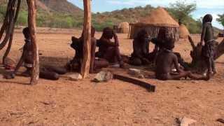 getlinkyoutube.com-Epupa - Falls & Himba Village