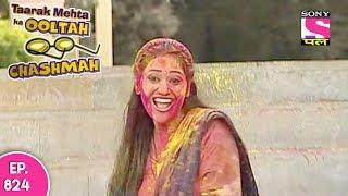 Taarak Mehta Ka Ooltah Chashmah - तारक मेहता - Episode 824 - 26th October, 2017
