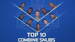 getlinkyoutube.com-Top 10 Combine Snubs | NFL