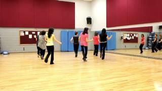 Como Yo  - Line Dance (Dance & Teach in English & 中文)