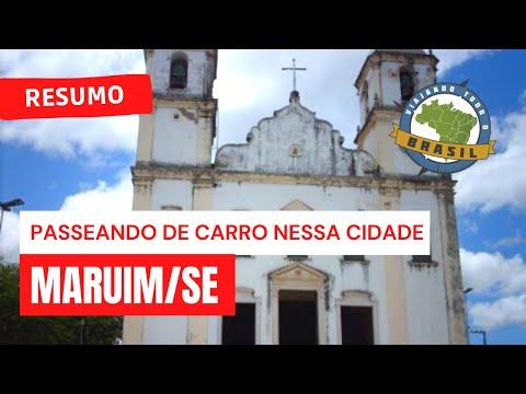 Viajando Todo o Brasil - Maruim/SE