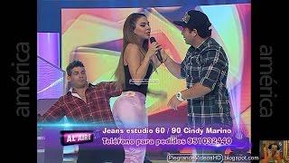 getlinkyoutube.com-Desfile de jeans 60/90 by Cindy Marino-Al aire-21/10/2014