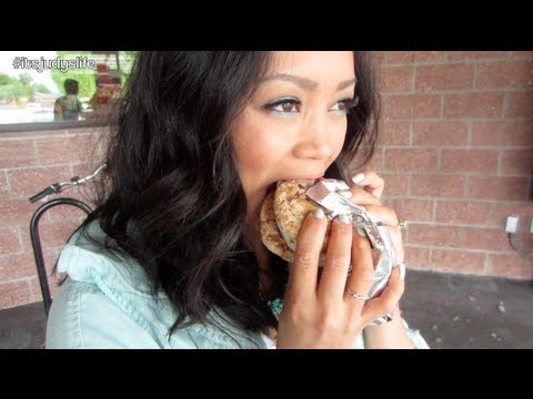 JUNK FOOD!!!! - May 18, 2013 - itsJudysLife Vlog