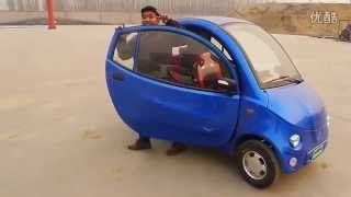 getlinkyoutube.com-China Electric Car
