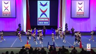 Team Philippines [Coed Elite] - 2015 ICU World Cheerleading Championships