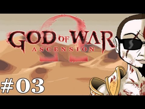 God of War Ascension : Walkthrough / Gameplay #03