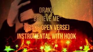 getlinkyoutube.com-Lil Wayne - Believe Me (Drake Open Verse ) Instrumental With Hook