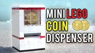 LEGO Coin Dispenser Machine 'Simple'