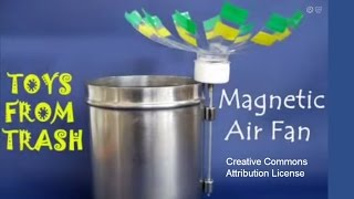 getlinkyoutube.com-MAGNETIC AIR FAN - ENGLISH - 29MB