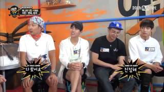 getlinkyoutube.com-[ENG SUB] 150629 Yaman TV BTS Rap Monster the pervert CUT