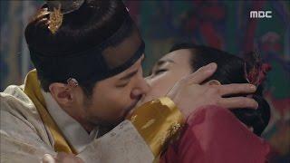 [Rebel] 역적 : 백성을 훔친 도적 ep.17  Lee Ha-nui ♥, Kim Ji-seok, the kiss of tears. 20170327