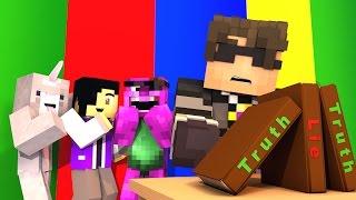 getlinkyoutube.com-Minecraft TWO TRUTHS AND ONE LIE!