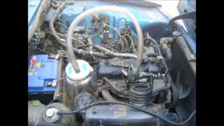 getlinkyoutube.com-Car engine running on gasoline vapor only (1 of 2)