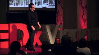The medium is the metropolis | Matthew Passmore | TEDxViennaSalon