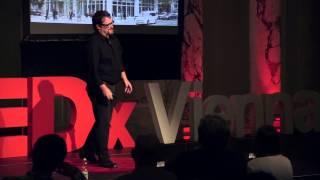 The medium is the metropolis | Matthew Passmore | TEDxViennaSalon