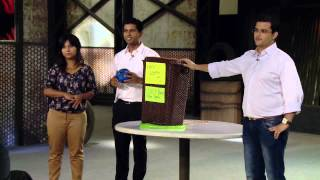 The Pitch - Episode 5 - Product Invention width=