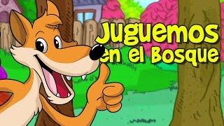 getlinkyoutube.com-JUGUEMOS EN EL BOSQUE canciones  infantiles