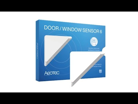 Z Wave Aeotec Z Wave Plus Door Window Sensor