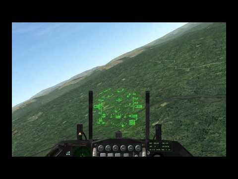 Falcon 4 BMS Tutorial Going Defensive, Missile + AAA Evasion and Defense