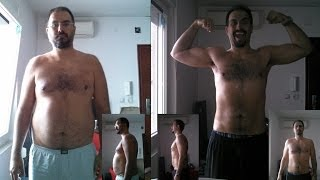 getlinkyoutube.com-15 WEEKS FREELETICS - Body Transformation