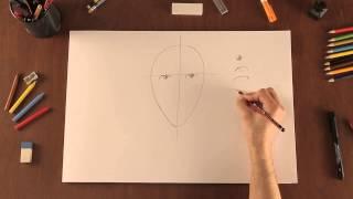 getlinkyoutube.com-Cómo dibujar rostros