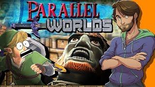 getlinkyoutube.com-ZELDA PARALLEL WORLDS ROMHACK! - SpaceHamster