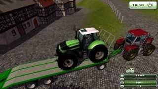 getlinkyoutube.com-Symulator Farmy 2013 - Kupno nowych maszyn