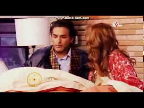 Comedia de HOY, Andrea Legarreta y Raúl Araiza.